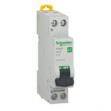 Intrerupator automat modular Schneider, 4.5kA, 1P+N, 20A, curba C