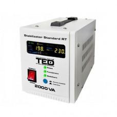 Stabilizator Ted 2000VA-AVR