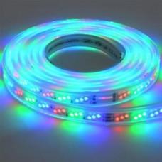 Banda LED Ganj/Rgb, 12,5 W/m, 7 lm/led, IP65