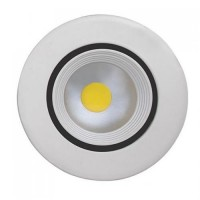 Spot LED Galina-8, incastrat ,8 W, 444 lm, 6500 K.