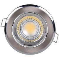 Spot LED Melisa-3 , incastrat, , 3 W, 230 lm, 2700/4200/6400 K.