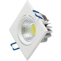 Spot LED Victoria-3 , incastrat, , 3 W, 230 lm, 2700/4200/6400 K.
